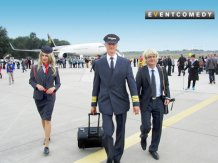 Piloten - Walking Act von EventComedy